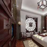 北京小戶型客廳新中式簡約裝修