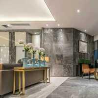 别墅实木茶几客厅沙发客厅装修效果图