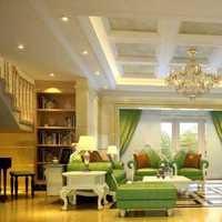 现代别墅温馨敞亮客厅装修效果图