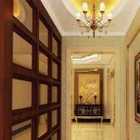 130平二室二厅户型图