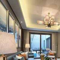 300平方铺普通强化地板墙面刷漆100平方隔墙装修大