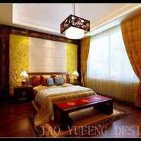 时尚奢华卧室新房装修效果图