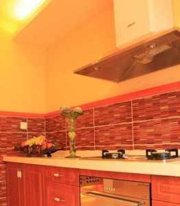 宅邸厨房装修效果图