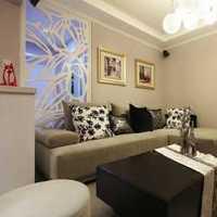 客厅盆栽现代客厅客厅家具装修效果图