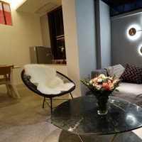 北京二居室装修整体效果图大全