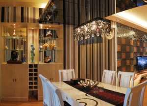 古典風格室內餐廳裝修效果圖