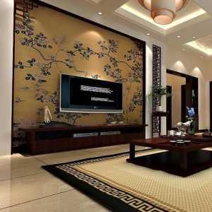 北京简装背景墙黑白
