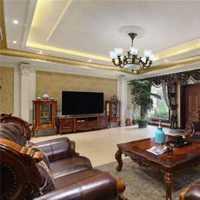 上海欧式别墅装修