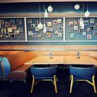 花瓶餐厅背景墙餐厅餐具装修效果图
