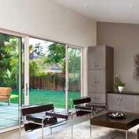 最新现代风格小户型客厅效果图