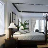 卧室现代时尚别致灯具装修效果图