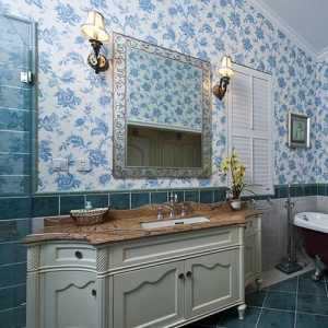 格拉斯小鎮別墅田園裝飾風格案例