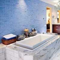 家居卫生间洗手池装修效果图
