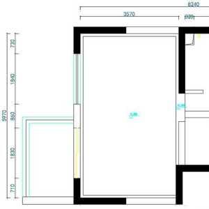 160平米二手房装修效果图