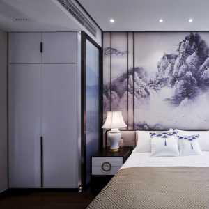 藍山灣現代簡約三居室裝修圖片