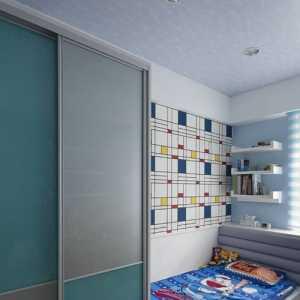 冷色系客廳如何搭配窗簾