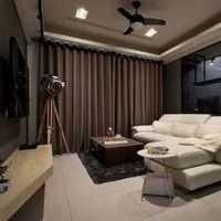 窗簾北歐沙發背景墻客廳裝修效果圖