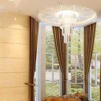 圆形吊顶垭口欧式家具沙发装修效果图