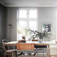 水木玉华现代客厅效果图
