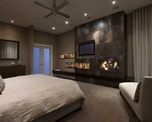 80平米乡村风格一居室公寓 自然环保一举两得