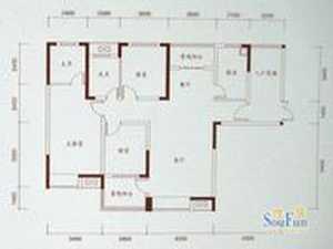 104平米三居老房装修多少钱