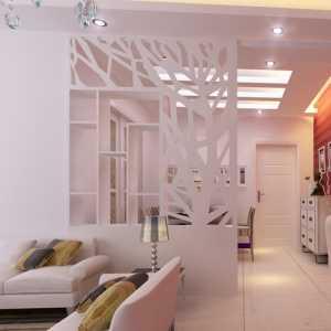 中式现代感卧室效果图