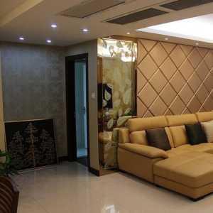 92平米两室两厅装修效果图_360问答