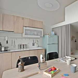 濟南40平米一室一廳新房裝修要多少錢
