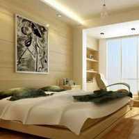欧式三居室富裕型浴室柜装修效果图