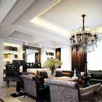 上海100平方二室一厅新房装修预算