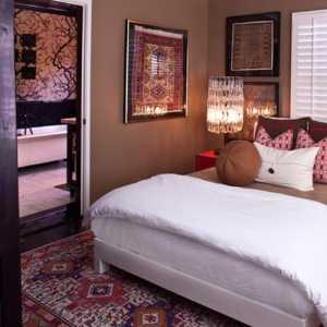 简洁实用卧室