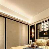 现代别墅起居室高端型装修效果图