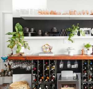小面集面館裝飾廚房圖