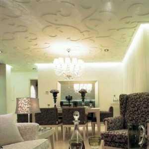 中式装修客厅壁画效果图大全