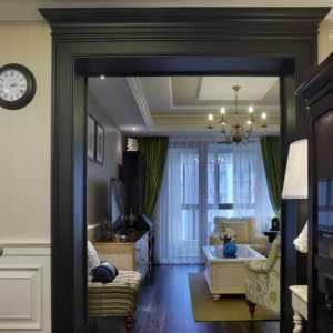 北京装修3房2厅2卫图