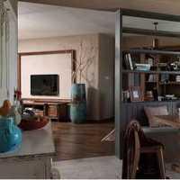 现代素雅白净型起居室装修效果图