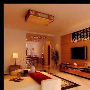 两室一厅房内装修效果图