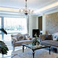 100平方家庭家装的风格