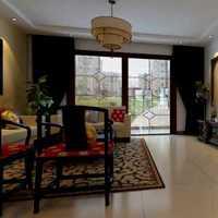 客厅玻璃移门茶几客厅家具装修效果图
