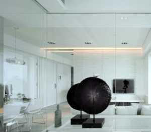 简约二居室内装修效果图大全2012图片