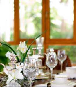 海棠色客厅装修效果图
