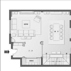 了解160平方米4房两厅装修费用和装修方案-天津搜狐焦点