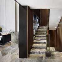 现代简欧起居室装修效果图