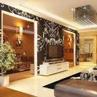 客厅灯具现代简约客厅茶几装修效果图