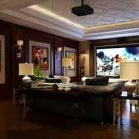 西安房間客廳有大梁裝修
