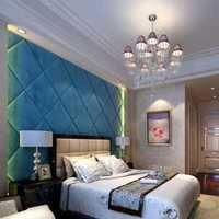 三居客厅中式吊灯效果图