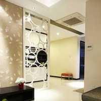 欧式客厅竖条壁纸装修效果图