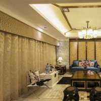 沙发背景墙小户型客厅二居装修效果图