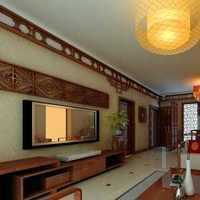 吊頂和地面用木質材料那電視背景墻應該怎樣裝修