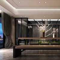 客厅装修实景图现代简约装修实景图中式装修实景
